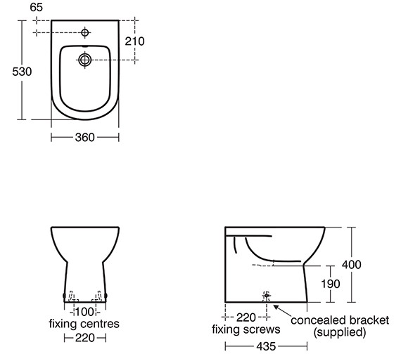 Technical drawing QS-V10486 / T509001