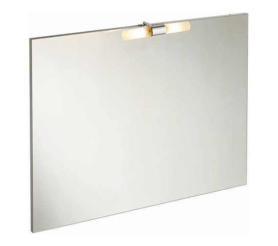 Ideal Standard Tempo Wall Mounted 800 x 600mm Mirror - E3252BH