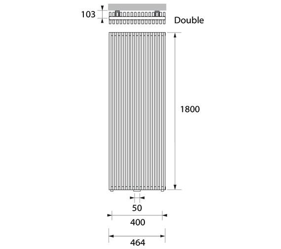 Technical drawing QS-V83286 / ZVD111180046