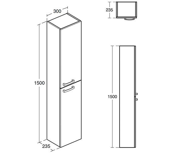 Technical drawing QS-V10492 / E3243SG