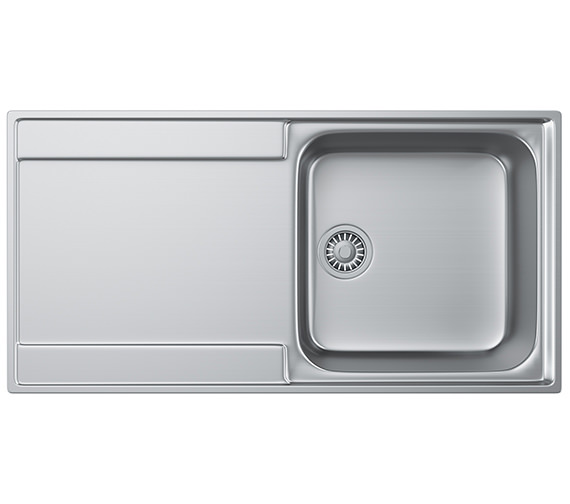 Franke Maris Slim-Top MRX 211 Stainless Steel 1.0 Bowl Kitchen Inset Sink