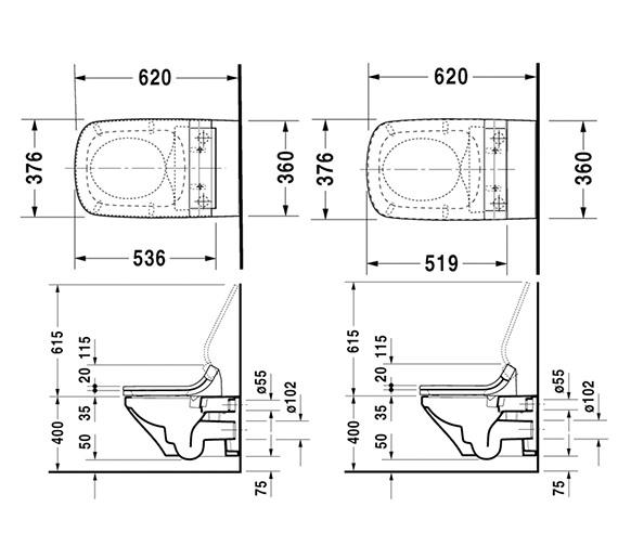 Technical drawing QS-V24920 / 610200002004300
