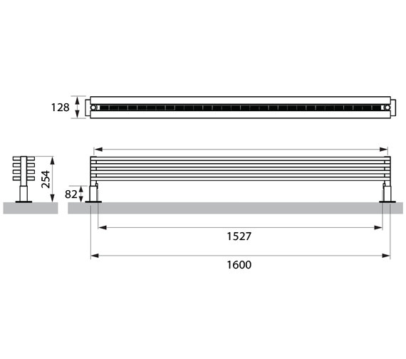 Technical drawing QS-V83306 / ZPA111025160