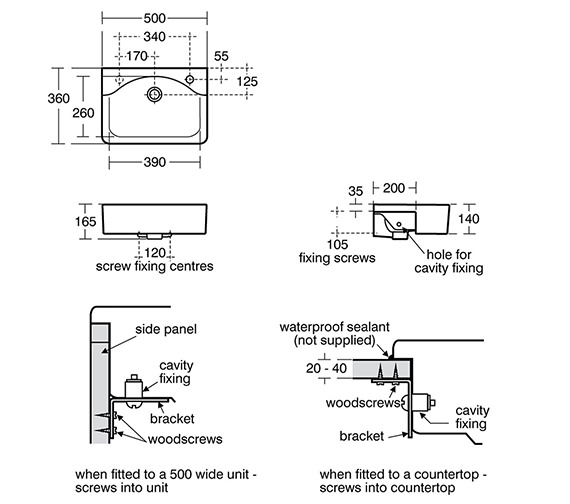 Technical drawing QS-V3004 / E779801