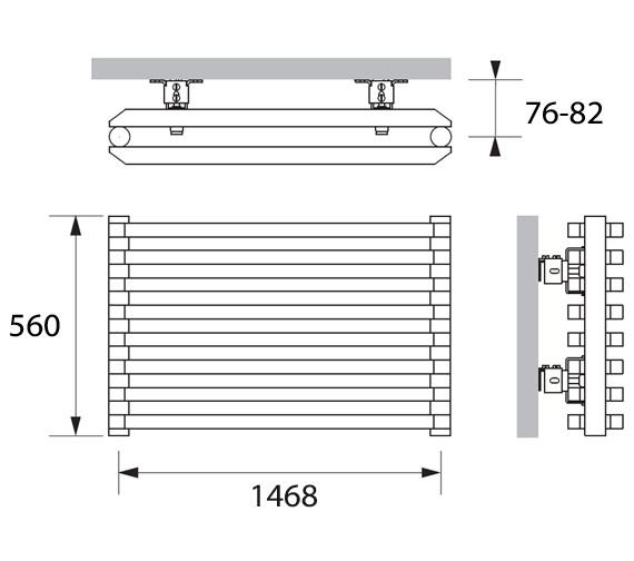 Technical drawing QS-V83351 / SHS011056159