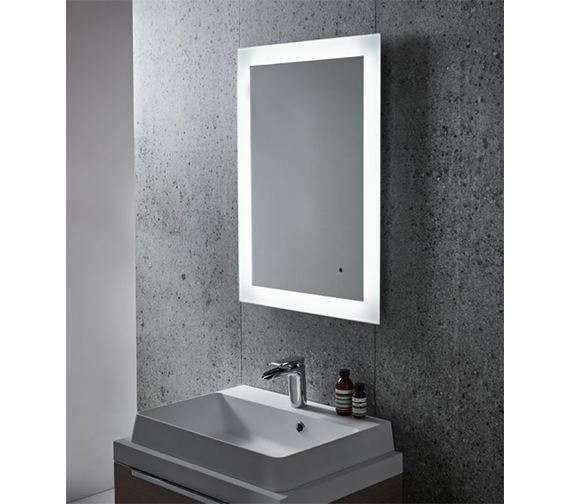 Tavistock Reform LED Backlit Illuminated Mirror - SLE540
