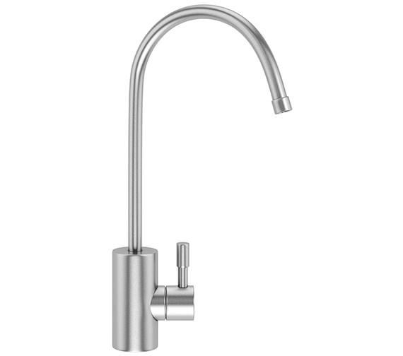 Franke FilterFlow Mini Kitchen Sink Tap SilkSteel