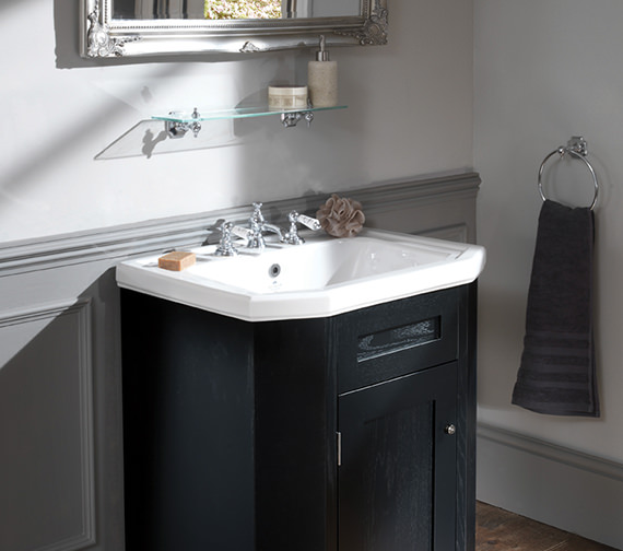 Silverdale Empire 700mm 3 Taphole Vanity Basin