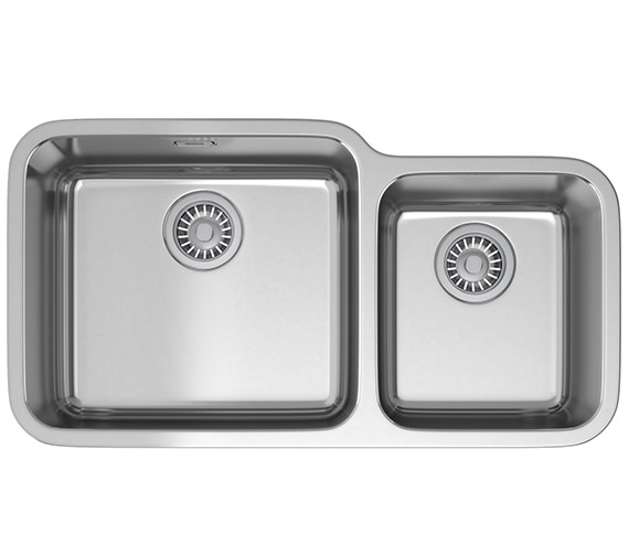 Additional image of Franke Largo Designer Pack LAX 120 45-30 Stainless Steel Sink And Tap