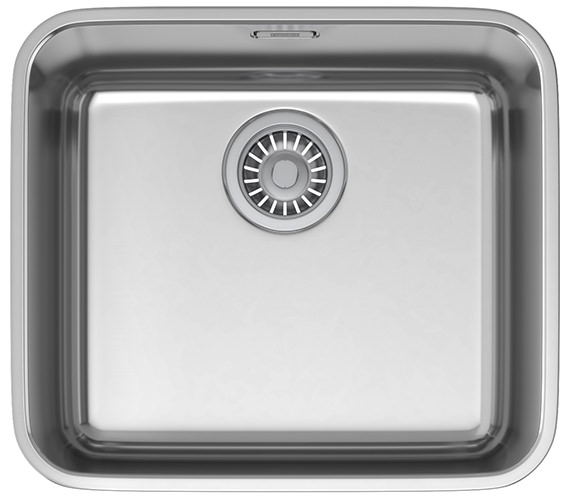 Additional image of Franke Largo Designer Pack LAX 110 45 Stainless Steel Sink And Tap