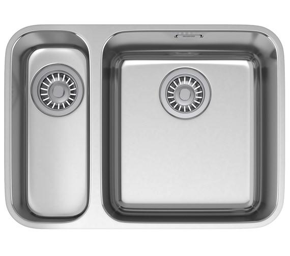 Franke Largo Sink : Franke Largo LAX 160 36-16 Stainless Steel Undermount Kitchen Sink ...