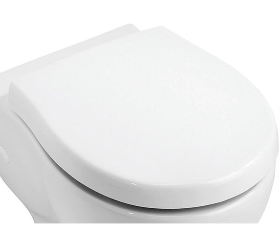 Ideal Standard Create Standard Close WC Toilet Seat And Cover