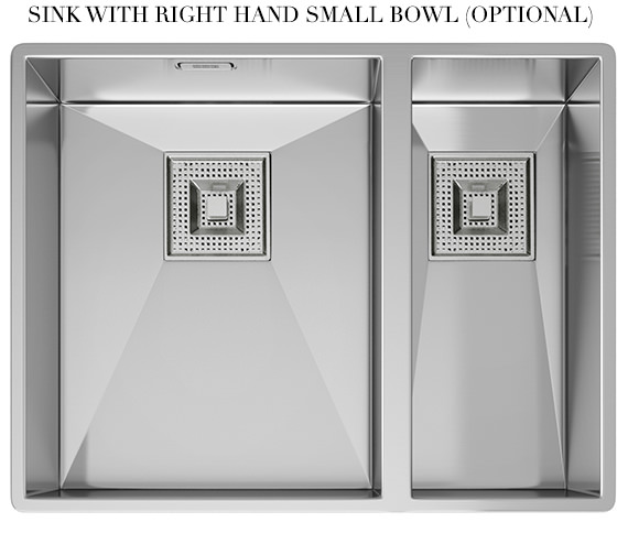 Alternate image of Franke Peak Designer Pack PKX 160 34-18 Stainless Steel Sink And Tap