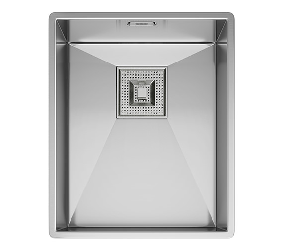 Franke Peak PKX 110 34 Stainless Steel Undermount Kitchen Sink