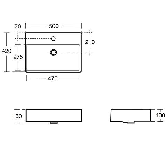 Technical drawing QS-V3063 / K081601