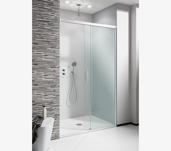Simpsons Design 1100mm Soft Close Slider Door