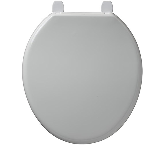 Armitage Shanks Gemini WC Toilet Seat And Cover - Light-weight