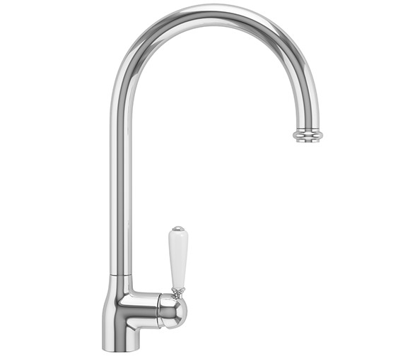 Franke Belfast Pull-Out Nozzle Kitchen Sink Mixer Tap Chrome