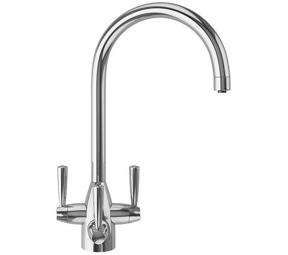 Franke FilterFlow Doric Kitchen Sink Tap Chrome
