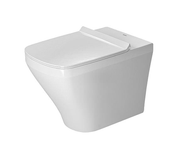 Duravit DuraStyle Floor Standing Back To Wall Toilet - 2150090000