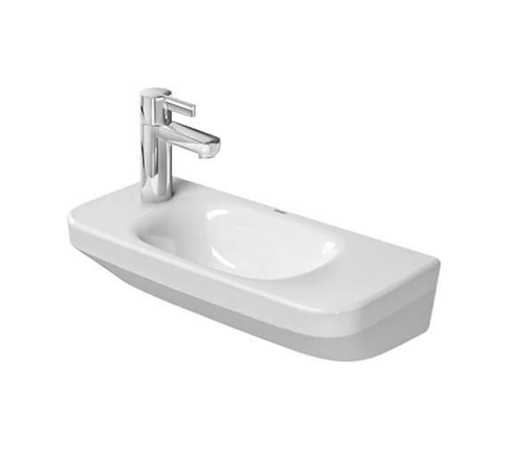 Duravit DuraStyle 500 x 220mm Handrinse Basin - 0713500009