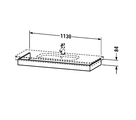 Technical drawing QS-V24945 / DS608301818