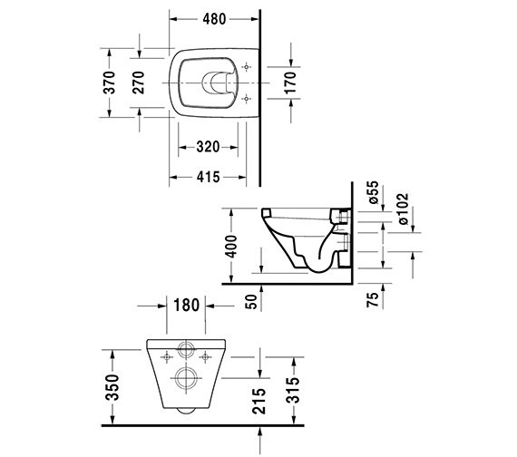 Technical drawing QS-V24921 / 2539090000