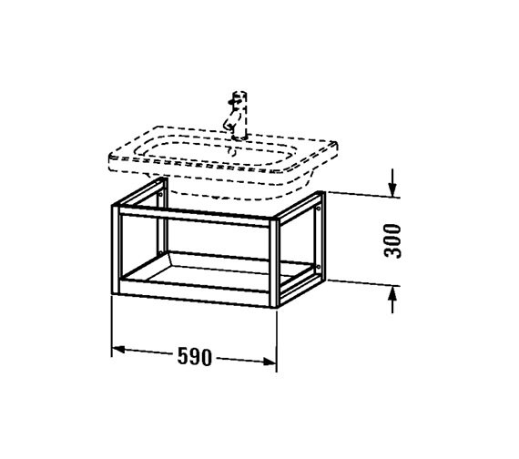 Technical drawing QS-V24951 / DS987101876