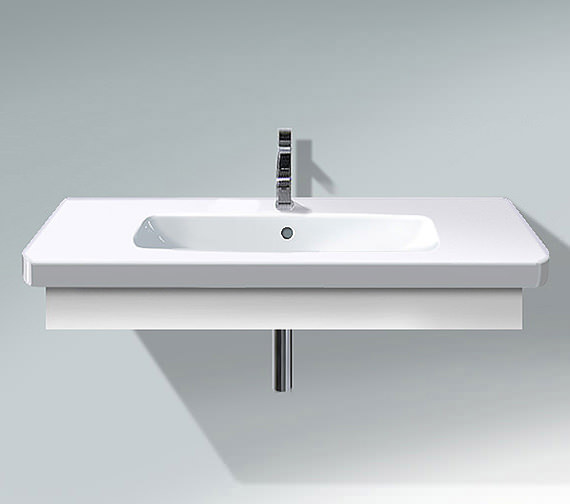 Duravit DuraStyle 930mm Washbasin Trim With Basin - DS608201818