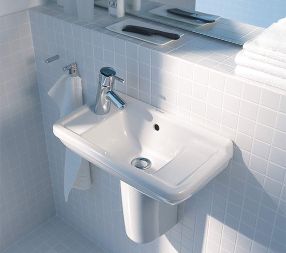 Duravit Starck 3 Handrinse Basin With Overflow