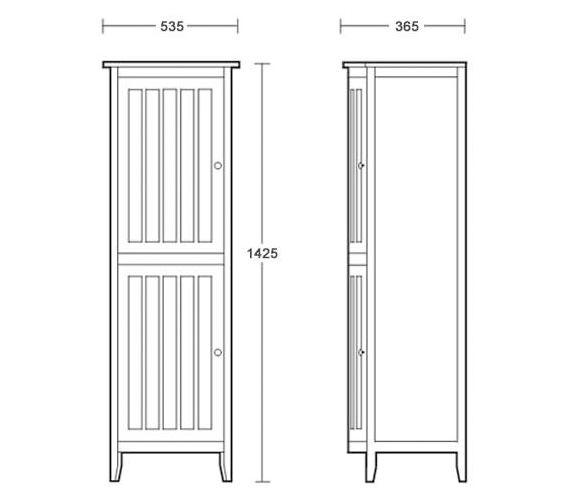 Technical drawing QS-V40669 / XG34L10020