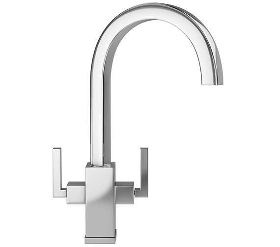 Franke Planar Kitchen Sink Mixer Tap Chrome - 115.0049.999