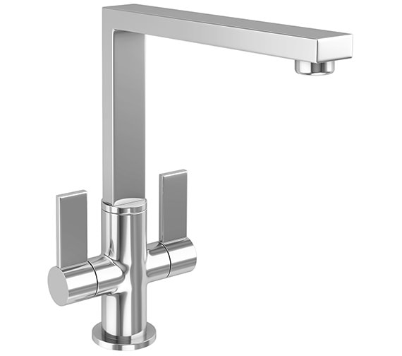 Additional image of Franke Hydros Designer Pack HDX 614 1.0 Bowl Stainless Steel Sink And Tap