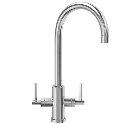 Franke Panto Kitchen Sink Mixer Tap Solid Stainless Steel
