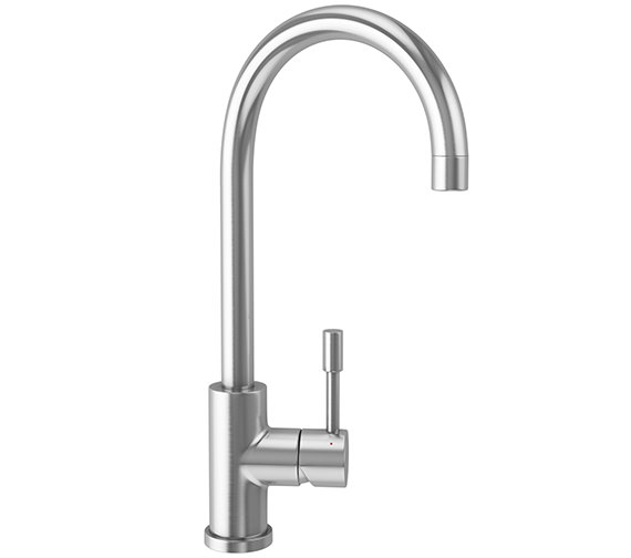 Franke Eos Kitchen Sink Mixer Tap Solid Stainless Steel