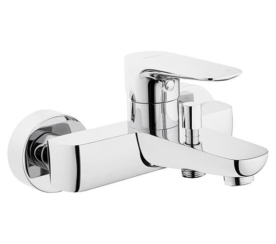 VitrA X-Line Bath Shower Mixer Tap - A42324VUK