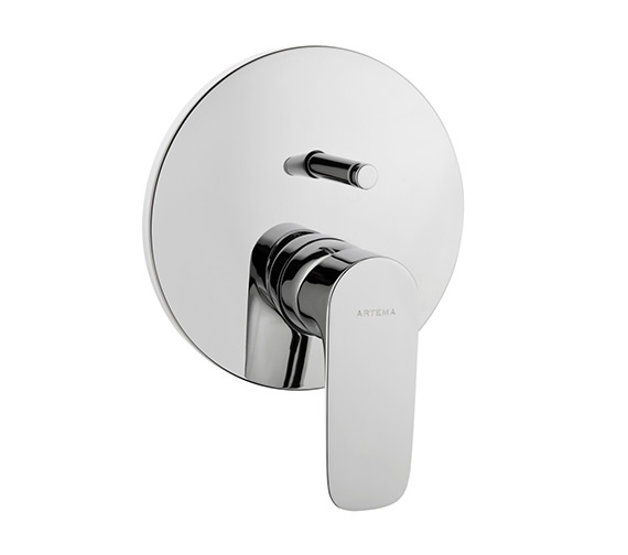 VitrA X-Line Built In Bath Shower Mixer - A42251VUK