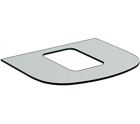 Pre Cut Kitchen Worktops : ... furniture worktop ideal standard dea pre cut glass worktop 600mm