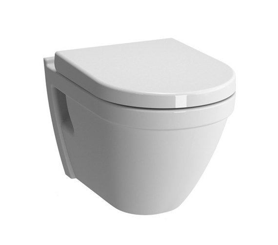 VitrA S50 Rim-Ex Wall Hung WC Pan