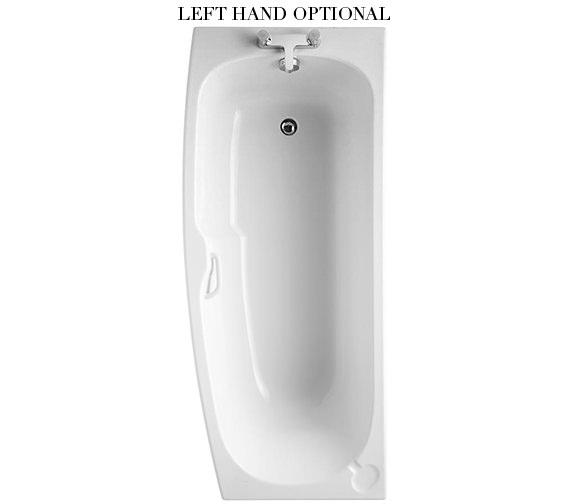 Ideal Standard Studio 1700 X 750mm Shower Bath