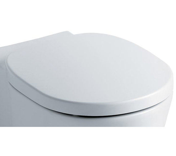 Alternate image of Ideal Standard Concept Standard WC Toilet Seat And Cover