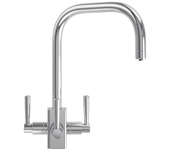 Franke FilterFlow Kubus Kitchen Sink Tap Chrome