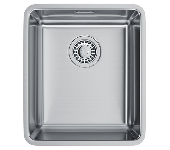 Franke Kubus KBX 110 34 Stainless Steel Undermount Kitchen Sink