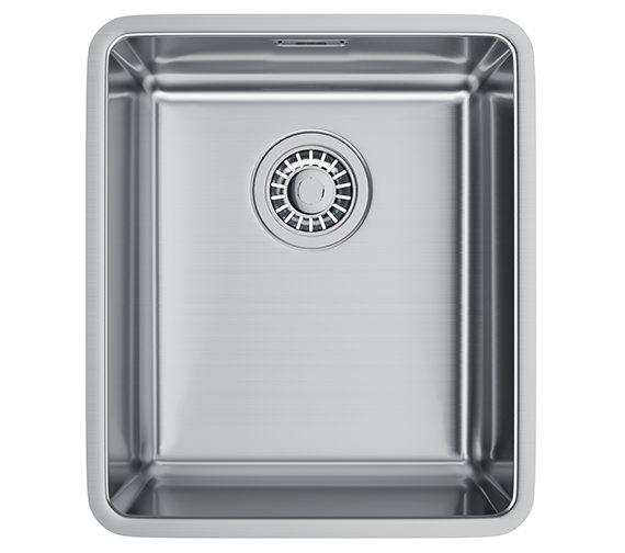 Franke Kubus KBX 110 34 Stainless Steel Undermount Kitchen Sink