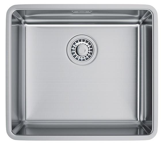 Franke Kubus KBX 110 45 Stainless Steel Undermount Kitchen Sink
