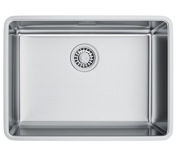 Franke Kubus KBX 110 55 Stainless Steel Undermount Kitchen Sink