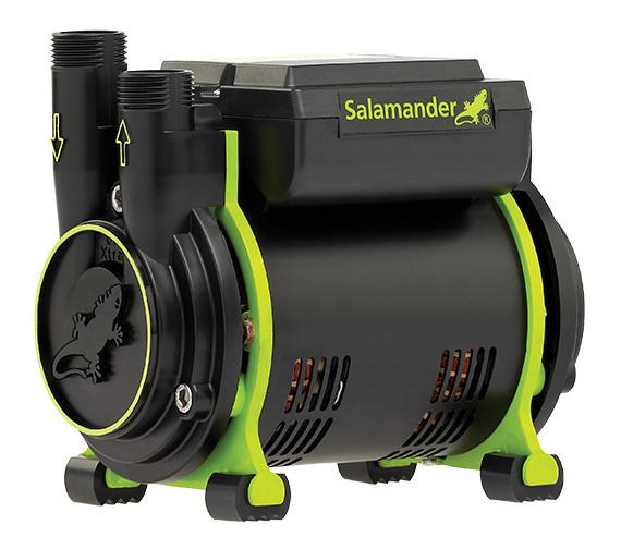 Salamander CT55+ Xtra 1.5 Bar Single Impeller Positive Head Shower Pump