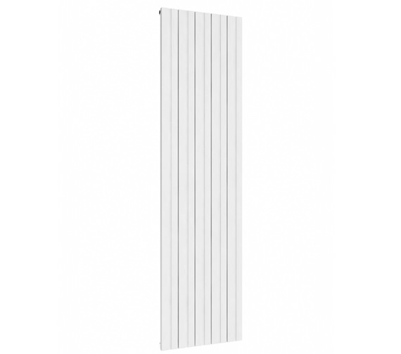 Reina Bova Vertical Double Aluminium Radiator 470 x 1800mm