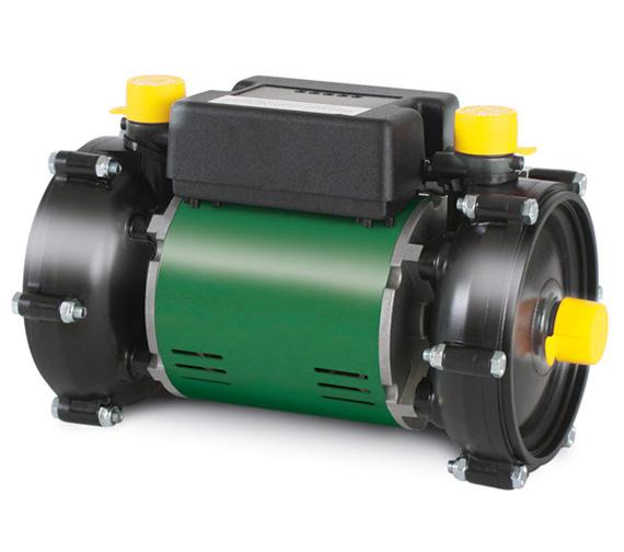 Salamander RSP 50 1.5 Bar Twin Impeller Positive Head Shower Pump