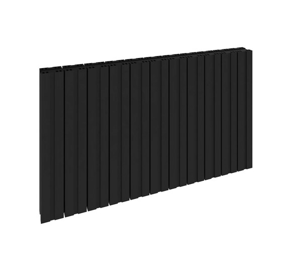 Alternate image of Reina Bova Double Horizontal Aluminium Radiator 470 x 600mm